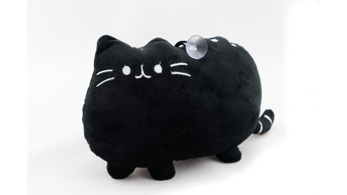 Black Pusheen