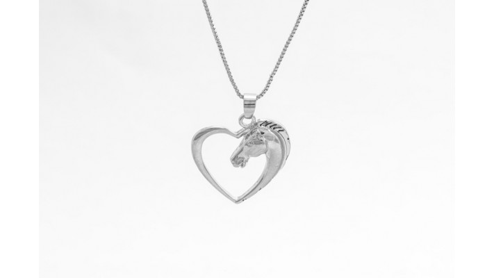Hearth Horse Necklace