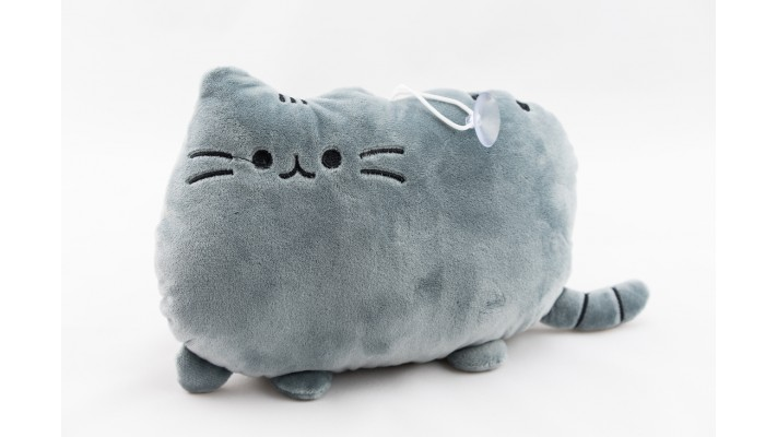 Grey Pusheen
